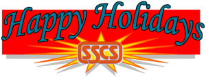 Happy Holidays from SSCS