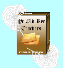 Ye Old Rye Crackers