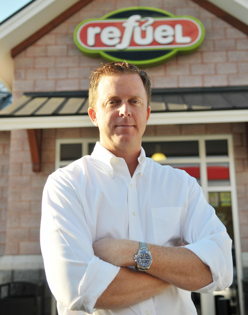 Mark Jordan, President of Refuel, Inc.