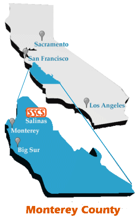 SSCS and Monterey County,