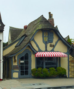 The Tuck Box, now a restaurant.
