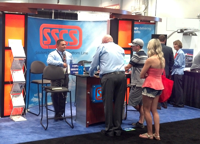 SSCS Booth