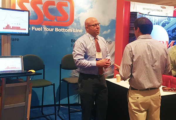 SSCS Booth at WPMA