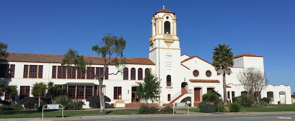 Salinas High