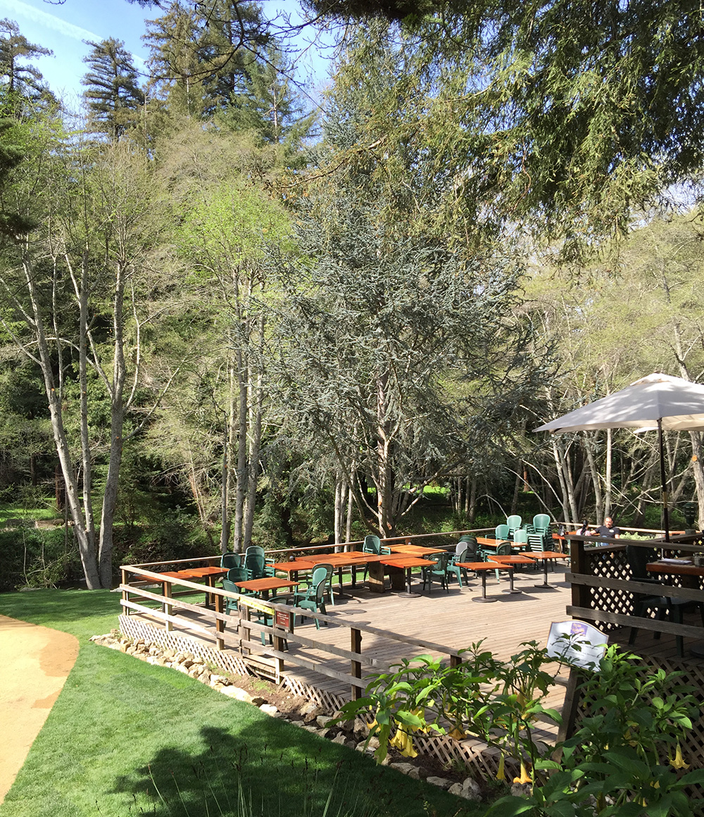 Big Sur Patio