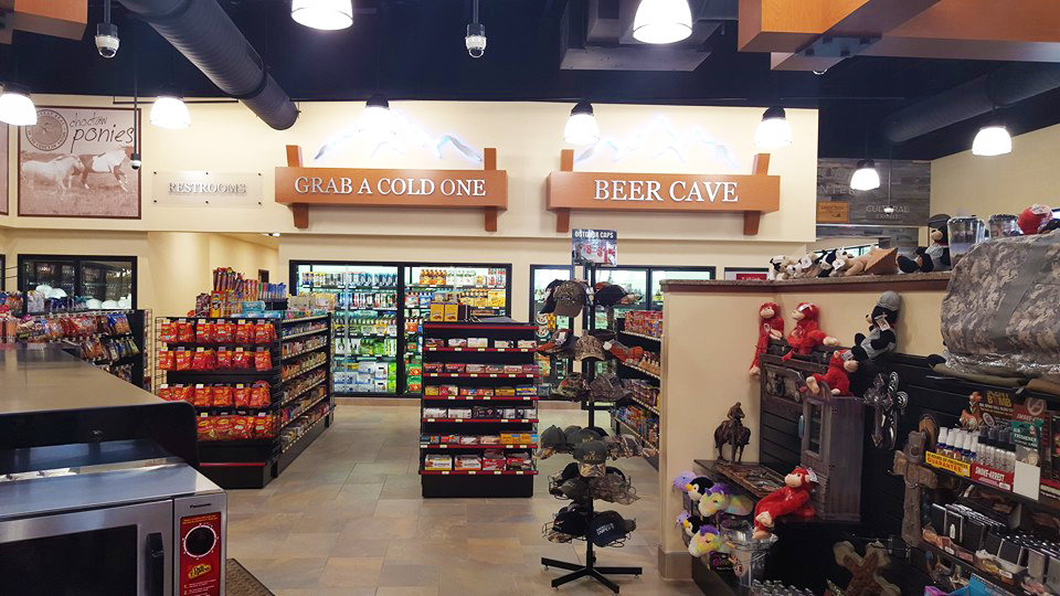 Choctaw Beer Cave
