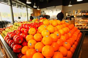 Tahoma Market Oranges