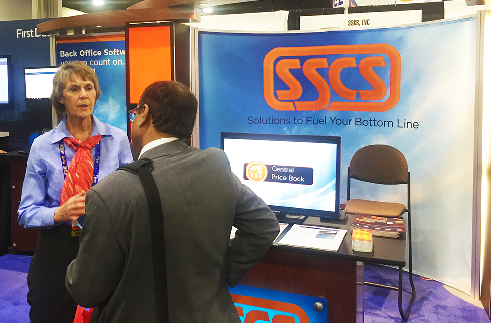 SSCS Booth NACS 2016