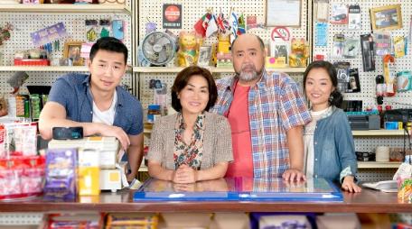 Kim's Convenience Cast