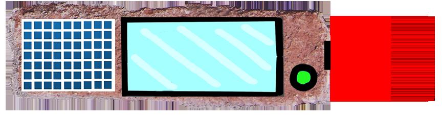 Handheld Brick