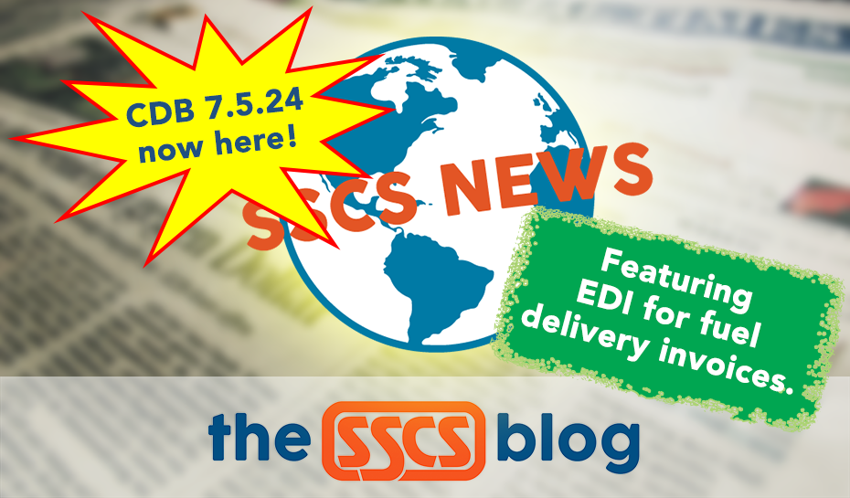 SSCS Releases CDB 7.4.24